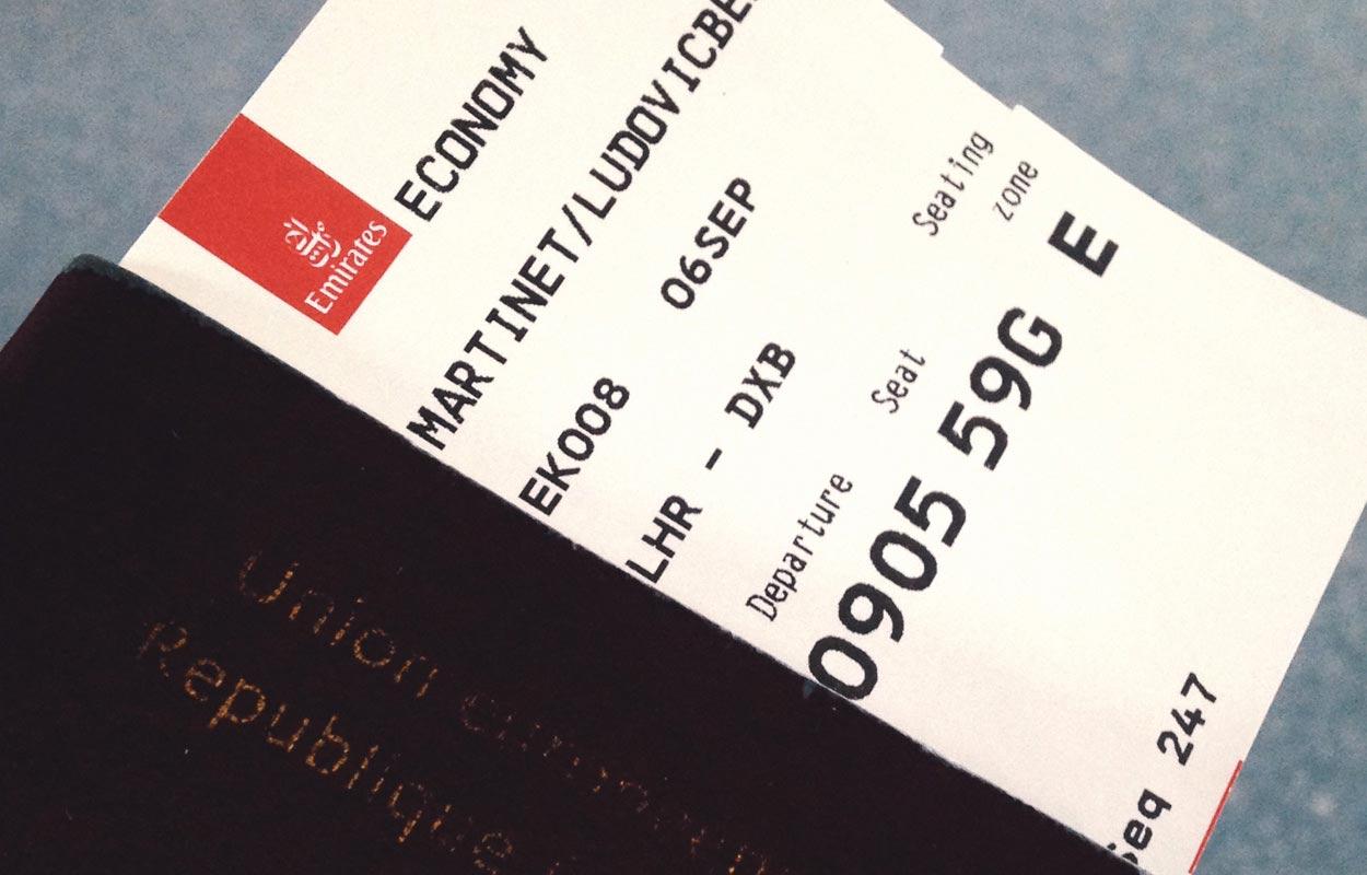 Passeport-français-emirates-Dubai