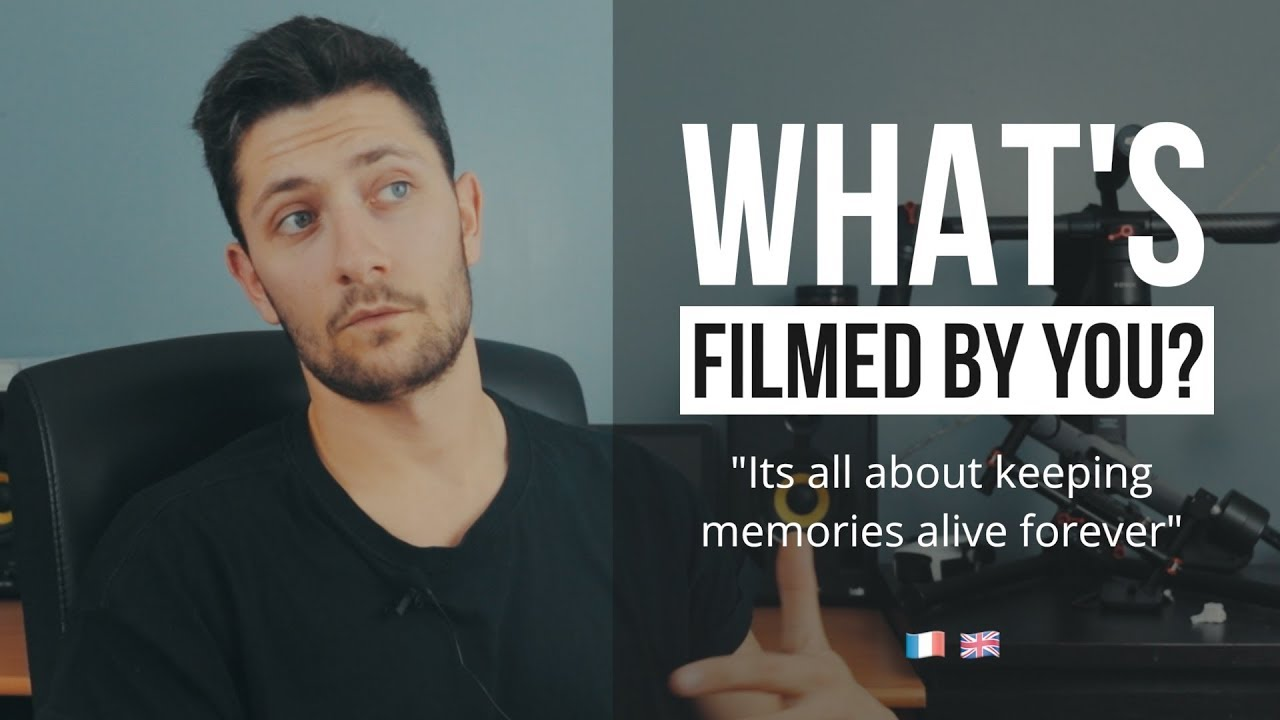 What's Filmed By You? Keeping memories alive forvever through videos?