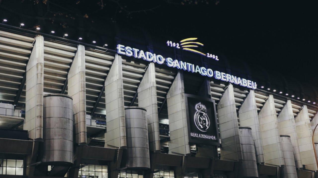 Champions League Event in Madrid (Real VS PSG) - Novembre 2019