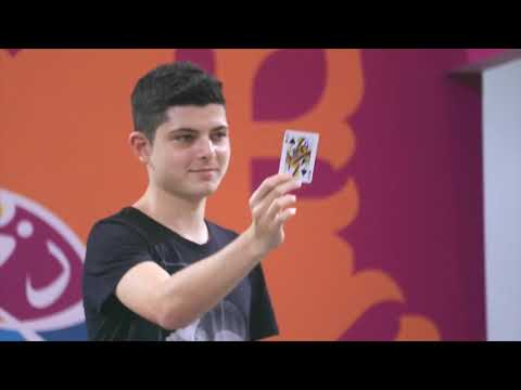 Eid Celebrations in Dubai with a magician duo (Interview)