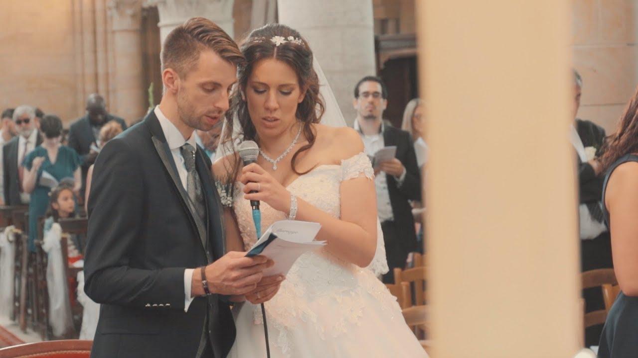 Wedding in France - Sandra & Bérenger (June 2018)