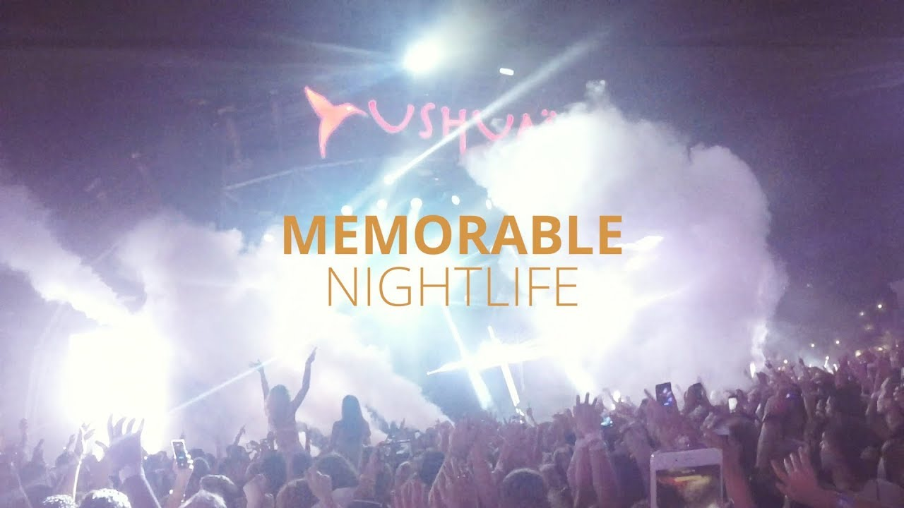 Nightlife showreel - Relive the madness of your events (2019)